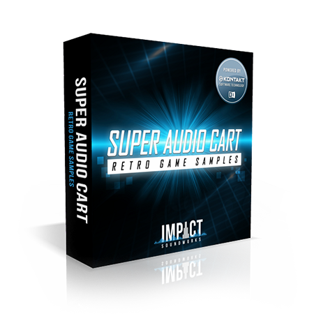 Super Audio Cart from Impact Soundworks